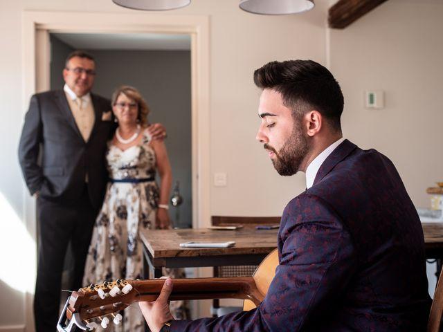 La boda de Gabriel y Sylvie en Daya Vieja, Alicante 7