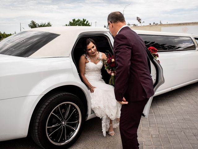 La boda de Gabriel y Sylvie en Daya Vieja, Alicante 21