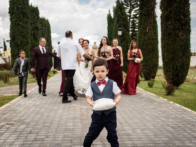 La boda de Gabriel y Sylvie en Daya Vieja, Alicante 22