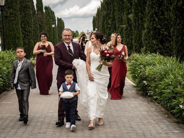 La boda de Gabriel y Sylvie en Daya Vieja, Alicante 23