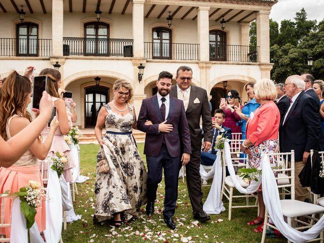 La boda de Gabriel y Sylvie en Daya Vieja, Alicante 25