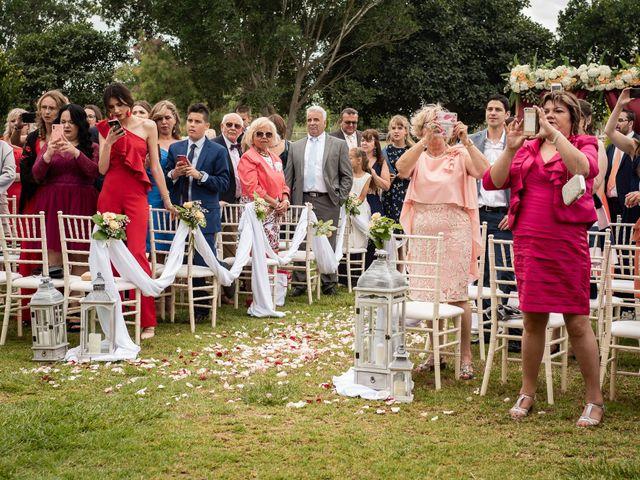 La boda de Gabriel y Sylvie en Daya Vieja, Alicante 26
