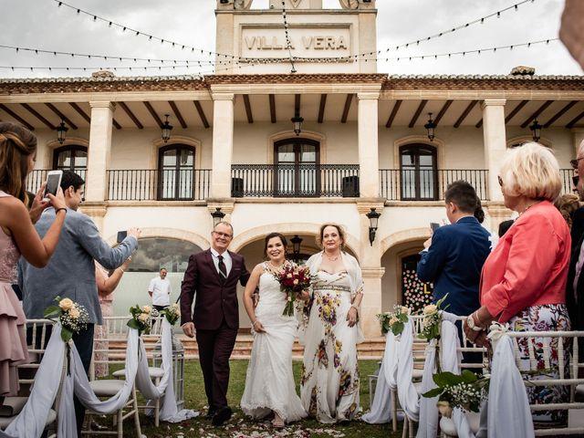 La boda de Gabriel y Sylvie en Daya Vieja, Alicante 27