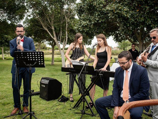 La boda de Gabriel y Sylvie en Daya Vieja, Alicante 30