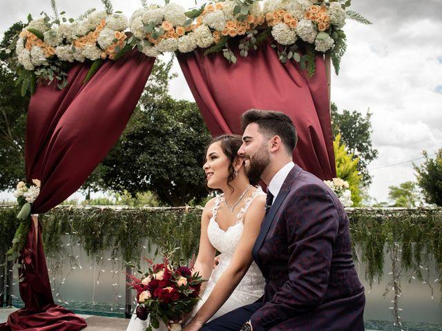 La boda de Gabriel y Sylvie en Daya Vieja, Alicante 31