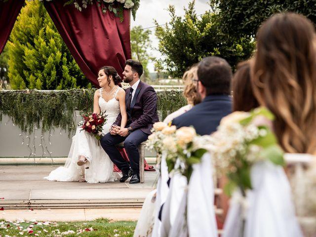 La boda de Gabriel y Sylvie en Daya Vieja, Alicante 33