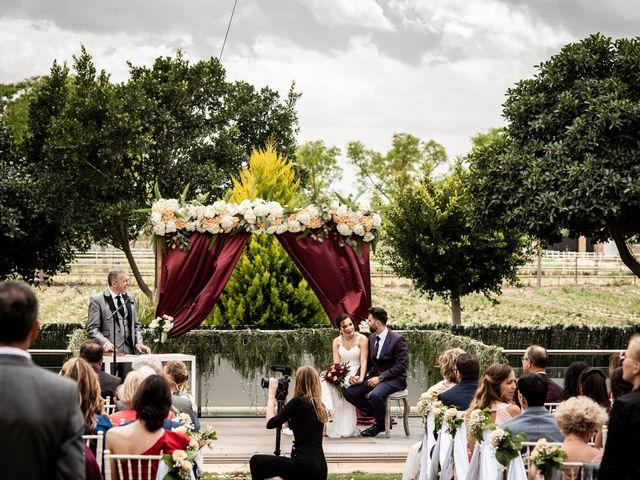La boda de Gabriel y Sylvie en Daya Vieja, Alicante 34