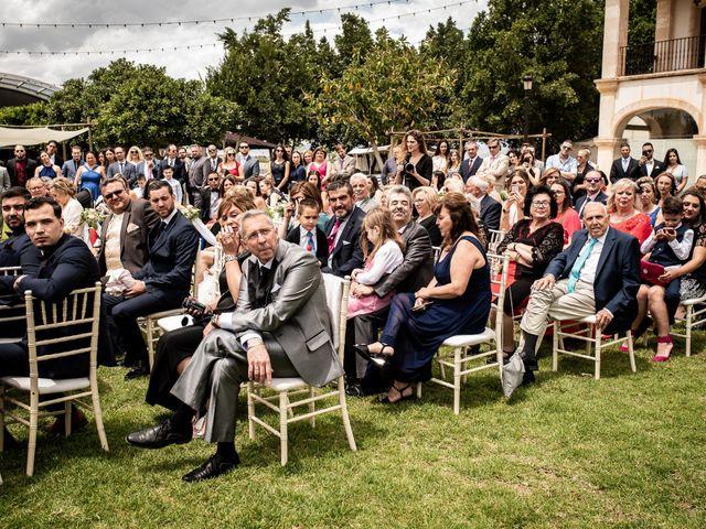 La boda de Gabriel y Sylvie en Daya Vieja, Alicante 36