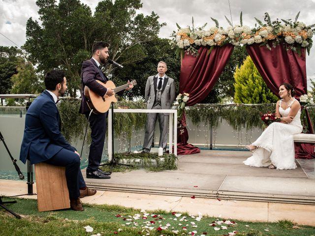 La boda de Gabriel y Sylvie en Daya Vieja, Alicante 38