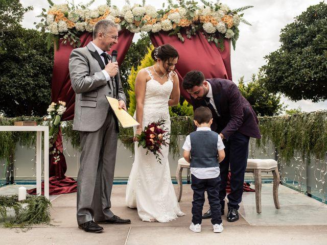 La boda de Gabriel y Sylvie en Daya Vieja, Alicante 40
