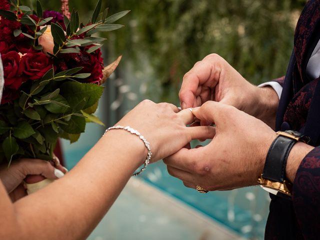 La boda de Gabriel y Sylvie en Daya Vieja, Alicante 41