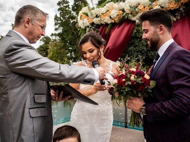 La boda de Gabriel y Sylvie en Daya Vieja, Alicante 42