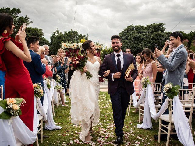 La boda de Gabriel y Sylvie en Daya Vieja, Alicante 43
