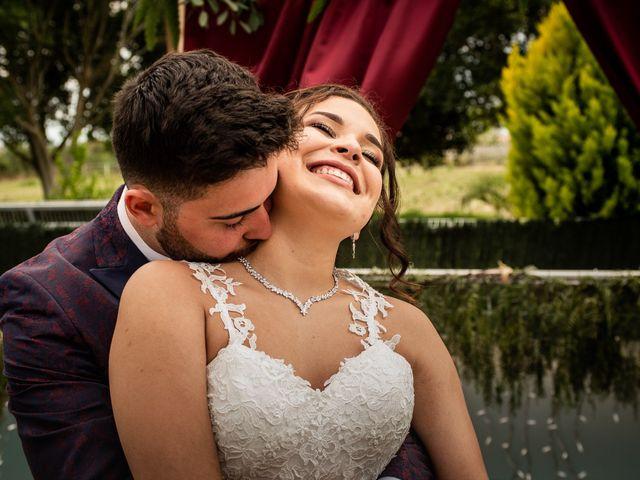 La boda de Gabriel y Sylvie en Daya Vieja, Alicante 47