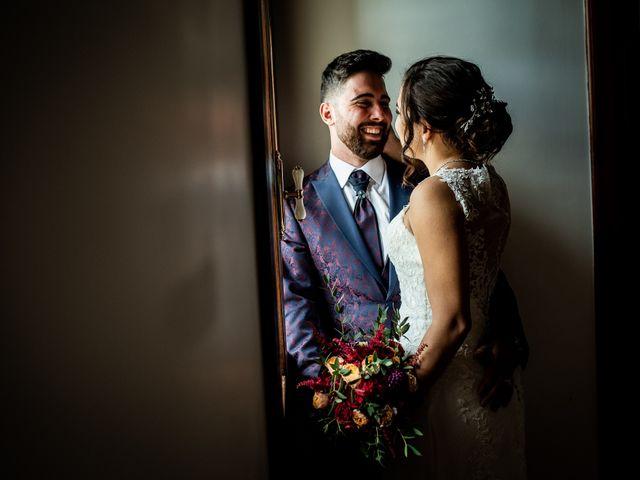 La boda de Gabriel y Sylvie en Daya Vieja, Alicante 48