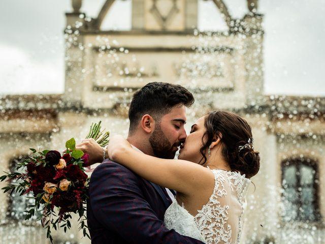 La boda de Gabriel y Sylvie en Daya Vieja, Alicante 2