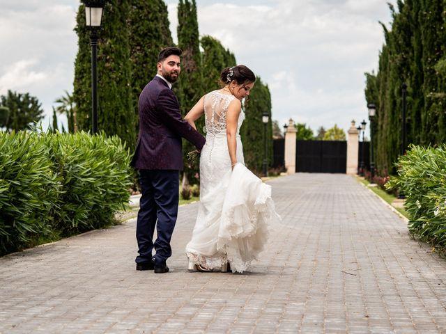 La boda de Gabriel y Sylvie en Daya Vieja, Alicante 52
