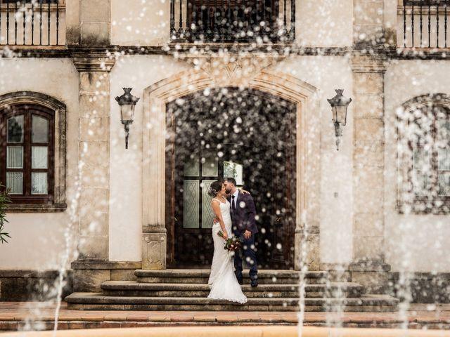 La boda de Gabriel y Sylvie en Daya Vieja, Alicante 53