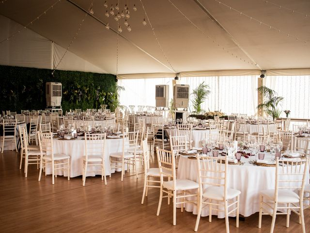 La boda de Gabriel y Sylvie en Daya Vieja, Alicante 56