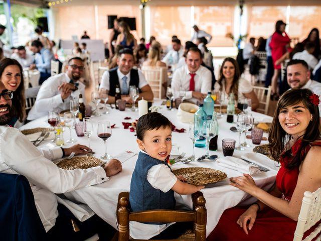 La boda de Gabriel y Sylvie en Daya Vieja, Alicante 69