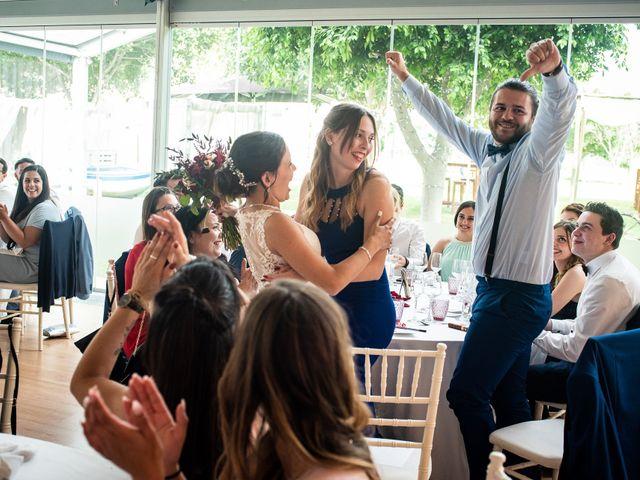 La boda de Gabriel y Sylvie en Daya Vieja, Alicante 73
