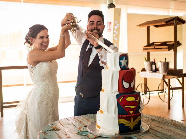 La boda de Gabriel y Sylvie en Daya Vieja, Alicante 75