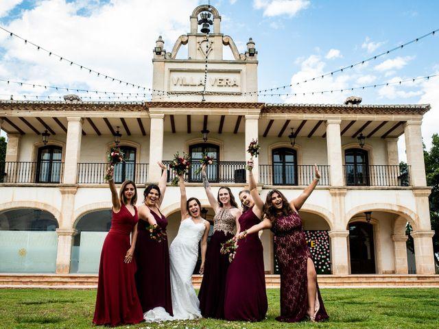 La boda de Gabriel y Sylvie en Daya Vieja, Alicante 78