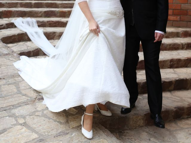La boda de Juan y Nuria en Vila-real/villarreal, Castellón 1