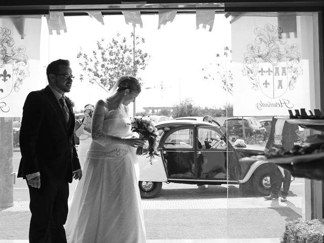 La boda de Juan y Nuria en Vila-real/villarreal, Castellón 2