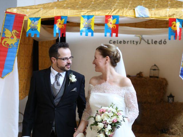 La boda de Juan y Nuria en Vila-real/villarreal, Castellón 5