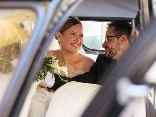 La boda de Juan y Nuria en Vila-real/villarreal, Castellón 10