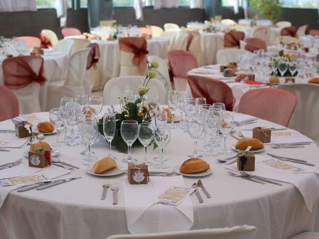La boda de Juan y Nuria en Vila-real/villarreal, Castellón 11