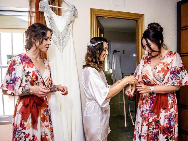 La boda de Javier y Yolanda en Alacant/alicante, Alicante 14