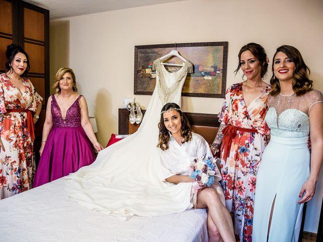 La boda de Javier y Yolanda en Alacant/alicante, Alicante 19