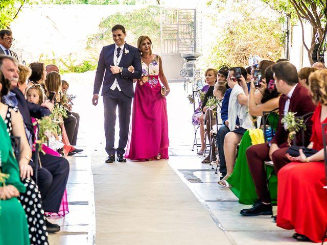 La boda de Javier y Yolanda en Alacant/alicante, Alicante 29