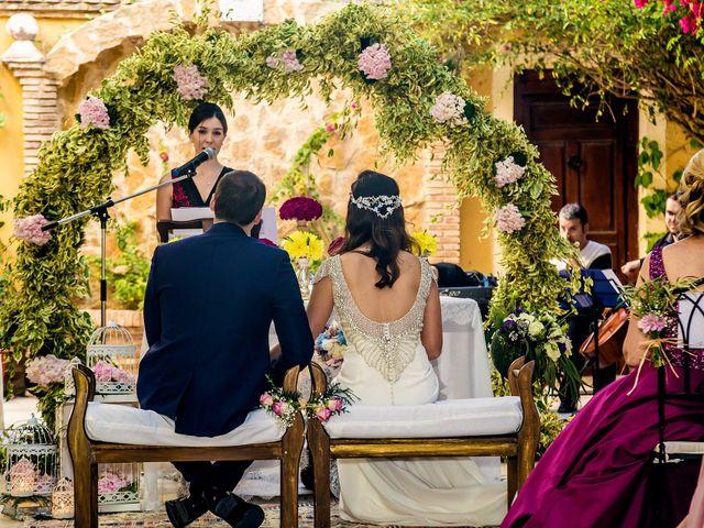 La boda de Javier y Yolanda en Alacant/alicante, Alicante 31
