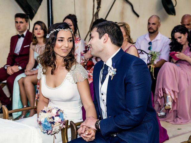 La boda de Javier y Yolanda en Alacant/alicante, Alicante 32