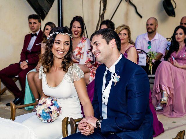 La boda de Javier y Yolanda en Alacant/alicante, Alicante 33