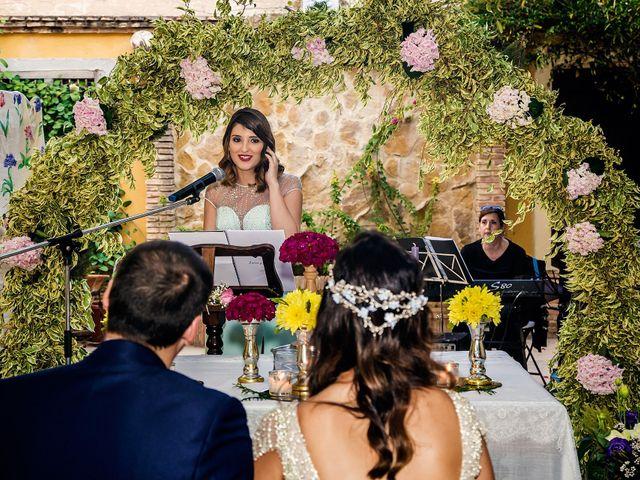 La boda de Javier y Yolanda en Alacant/alicante, Alicante 34