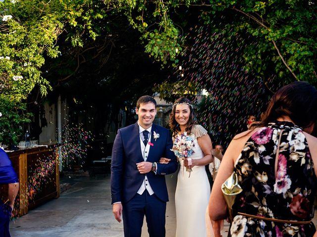 La boda de Javier y Yolanda en Alacant/alicante, Alicante 38