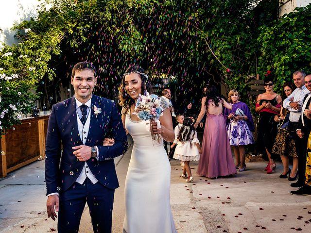 La boda de Javier y Yolanda en Alacant/alicante, Alicante 39