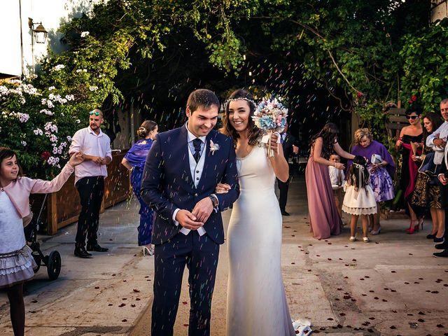 La boda de Javier y Yolanda en Alacant/alicante, Alicante 40