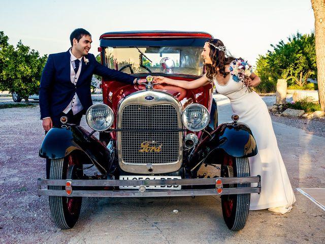 La boda de Javier y Yolanda en Alacant/alicante, Alicante 41