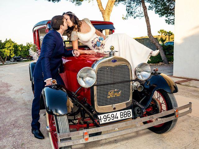 La boda de Javier y Yolanda en Alacant/alicante, Alicante 42