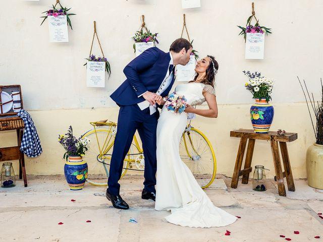 La boda de Javier y Yolanda en Alacant/alicante, Alicante 43