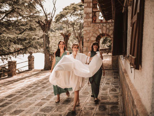 La boda de Andrés y Itziar en Rascafria, Madrid 45