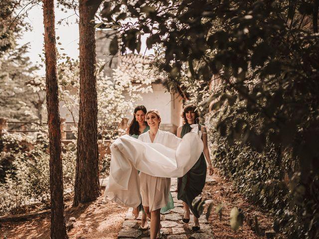 La boda de Andrés y Itziar en Rascafria, Madrid 47
