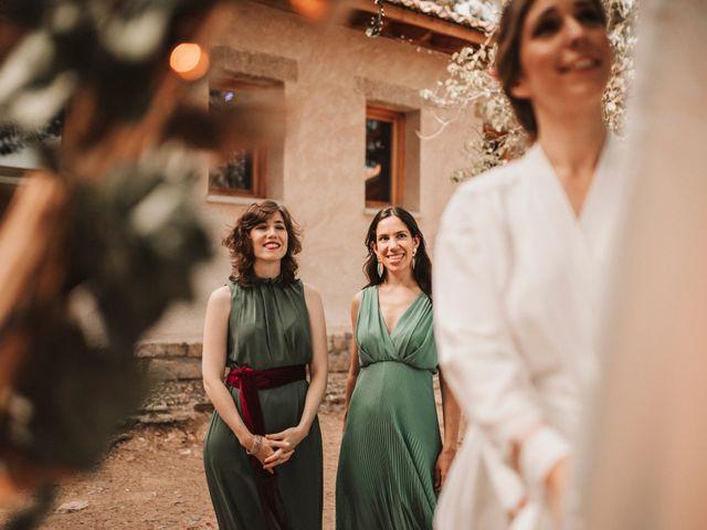 La boda de Andrés y Itziar en Rascafria, Madrid 59