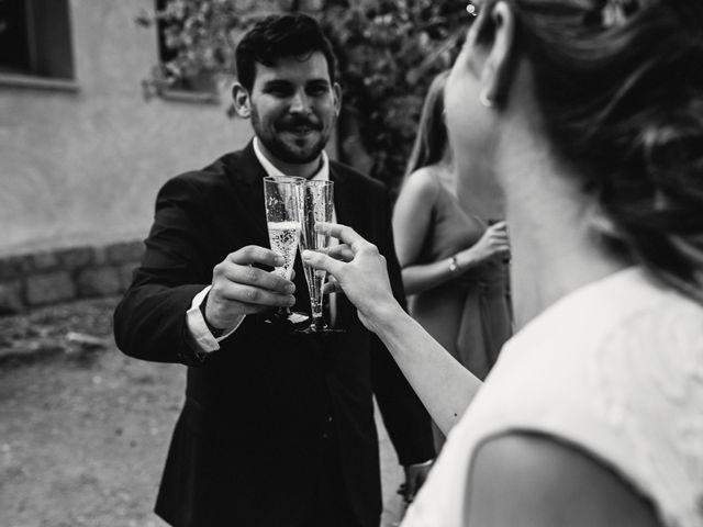 La boda de Andrés y Itziar en Rascafria, Madrid 87