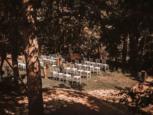 La boda de Andrés y Itziar en Rascafria, Madrid 103